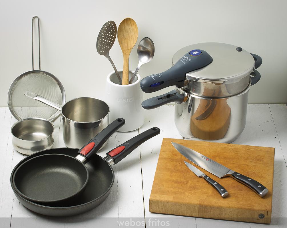 Utilizar varias cosas a la vez en la cocina soluciones Cosas para cocinar