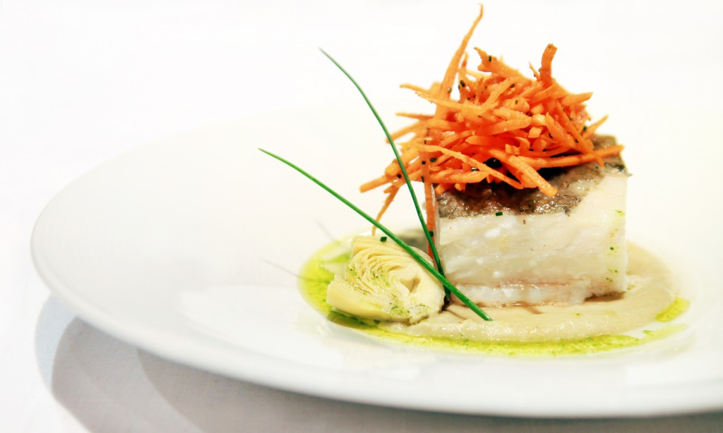 Un men para el miercoles soluciones de la abuela - Platos gourmet con pescado ...